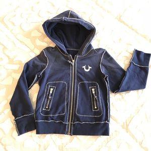 Other - Zip-Up Hooded Sweatshirt